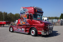 Tekno Scania T Barry Proctor (pre order waiting list)